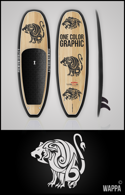 wappa_custom_paddle_board_animal